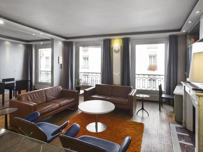 Photo for Faubourg - Two Bedroom Apartment, Sleeps 5
