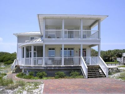 Photo for Back to School Sale $392/night!i Dog Friendly! Quiet Gulfview Listen to Waves!