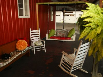 Photo for 2BR Barn Vacation Rental in Millersburg, Ohio