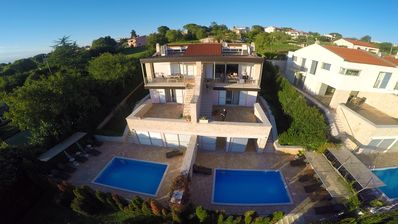 Photo for Villa Sabine - holiday home with stunning sea views