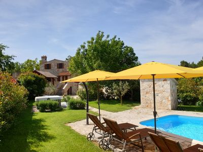 Photo for Private Villa With Pool,  Outside Hot tub And Garden, Full Privacy