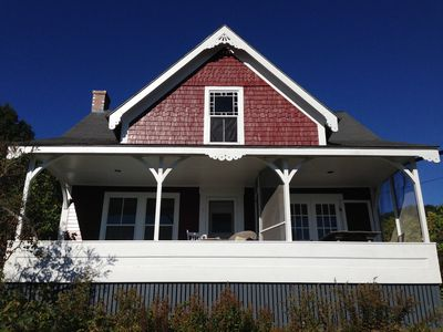 Classic Summer Cottage With Full Amenities For Your Maine Island Vacation!