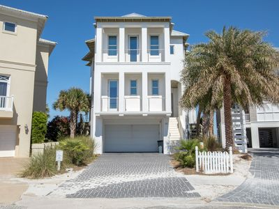 Photo for Seabreeze - Stunning Modern 5 BR Home with pool - amazing Gulf views - private Master Suite