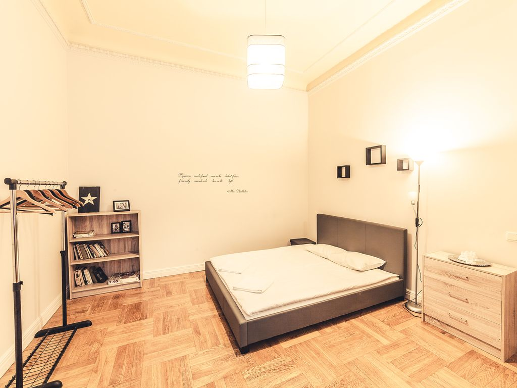 Spacious 3-room Apartment In Very Center Of Riga! Photo 1