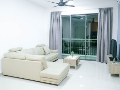 Photo for 5 person @ BUKIT JALIL COZY HOMESTAY STADIUM VIEW
