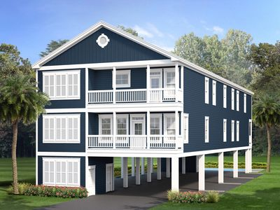 Photo for Together Resorts Newest 21 bed 21 bath Under One Roof Theater/Game/Banquet room