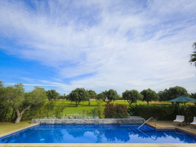 Photo for AIGUESVERD Villa with private pool, golf club