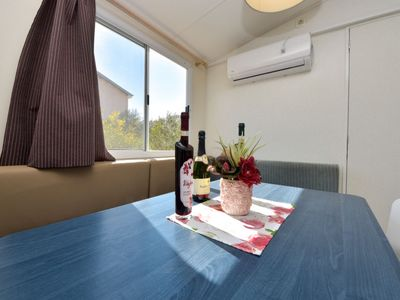 Photo for Vacation home Palma in Novigrad (Zadar) - 6 persons, 3 bedrooms