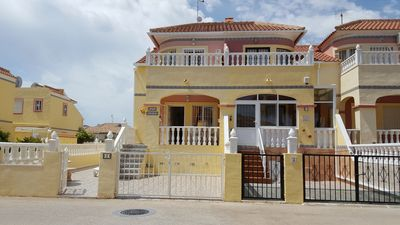 Photo for Ideal family holiday home in popular complex with great communal pool