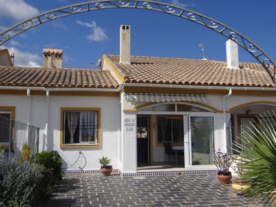 Photo for Charming house with solarium. Very quiet residential area; Beach 300 m.