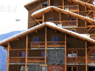 Photo for Luxurious residence by the piste in Val Thorens-Les 3 Vallées