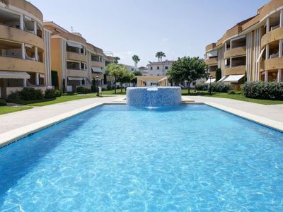 Photo for Apartment Res Mediterraneo  in Dénia, Costa Blanca - 4 persons, 2 bedrooms