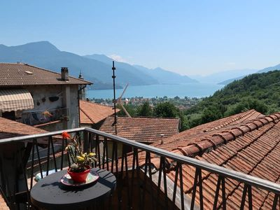Photo for Apartment Casa Alla Fontana  in Gravedona (CO), Lake Como - 4 persons, 2 bedrooms