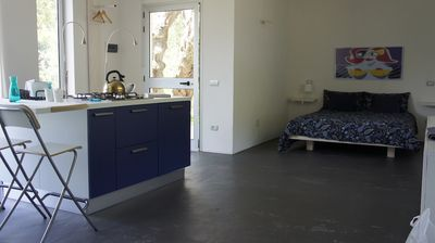 Photo for Modernes Apartment in Peschici