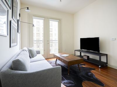Photo for Intimate 1BR in Uptown by Sonder