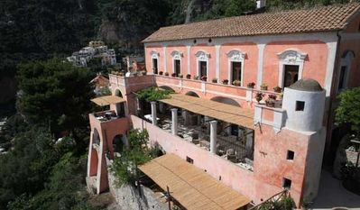 Photo for Villa with view and pool Positano, Positano villa with pool, villa to let on Amalfi coast, Large villa with view Positan
