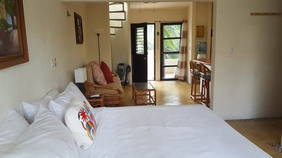 Photo for Private Cabaña with Pool Across from the Beach