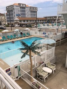 Photo for 1st. Floor*one Room  Efficiency*,heated Pool Close To Beach