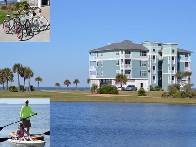 Photo for Perfect for a Romantic Get-a-Way!  Quiet with Gorgeous Views, Kayaks, & Bicycles