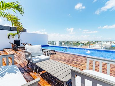 Photo for Luxury Equipped Apartment at Heart Playa del Carmen