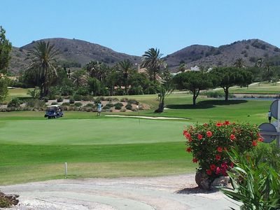 South Golf Course, 6th green