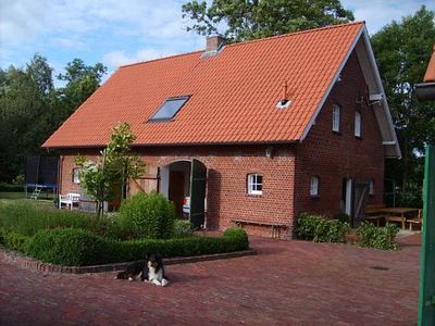Photo for 4 * apartment in the sep. Outbuilding of a Lower Court.