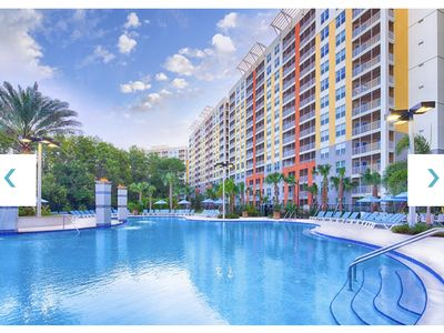 Photo for 1BR Hotel Vacation Rental in Kissimmee, Florida