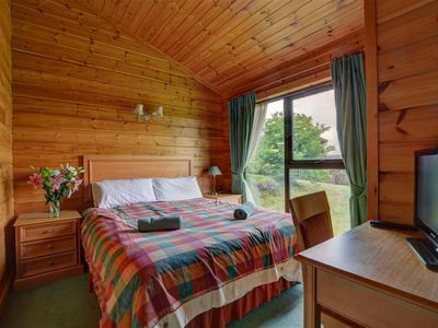 Photo for Vacation home Lakeview Lodge in Barnstaple and Braunton - 6 persons, 3 bedrooms