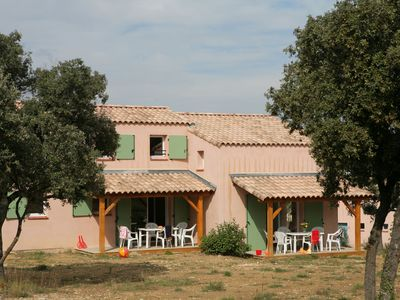 Photo for Lovely holiday resort with in- and outdoor swimming pools, in sunny Gard region