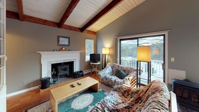 Photo for Silver Spring Chalet Large 4 bedroom, Pittsfield VT, 20 min to Killington Slopes