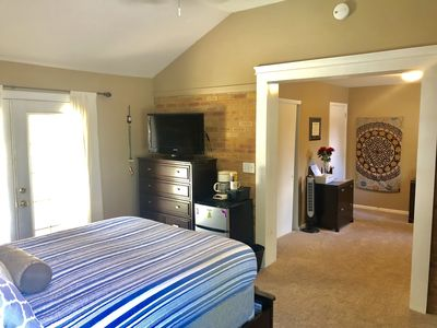 Photo for Quiet & Personal Entry Private Master Suite w/ Parking! *10 MINUTES TO DOWNTOWN*