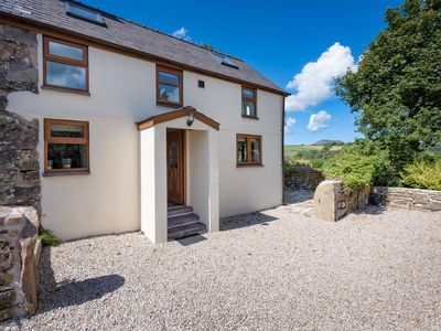 Photo for In a lovely rural position just a short drive to the popular seaside villages of Abersoch and Llanbe