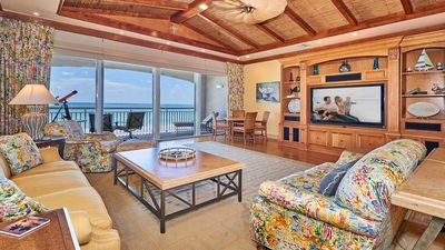 Photo for Bella Playa - On the beach peradise!  ** LUXURY Gulf Front Beach Home. FREE Wi-Fi & Cable.