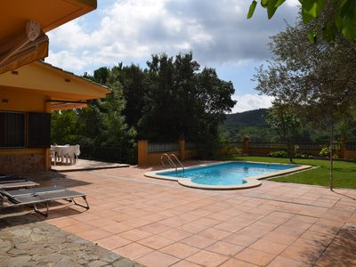 Photo for VILLA CAL REI FOR 8-10 PEOPLE WITH A PRIVATE POOL
