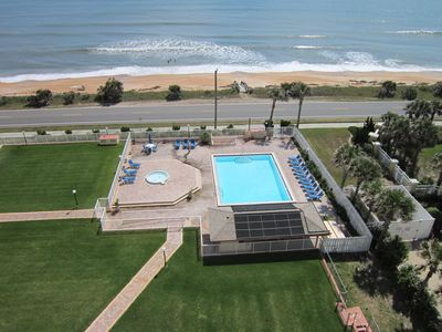 Photo for Oceanfront Penthouse Overlooking Flagler Beach