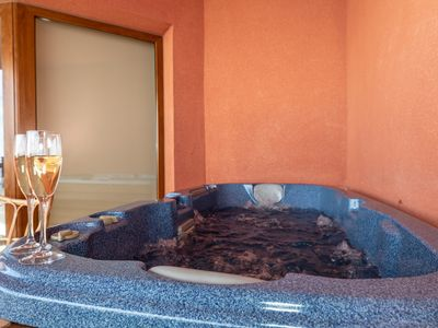 Photo for Penthouse L Reserva del Higuerón, 3 bedrooms with Jacuzzi and Parking