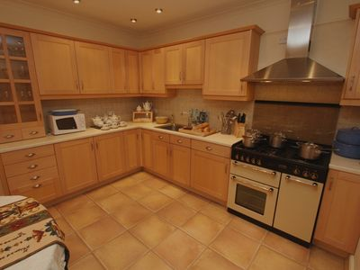 Photo for 5*property At Harlech Is Situated At The Foot Of The Castle Sleeps 12