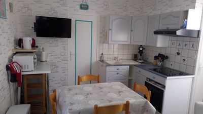 Photo for 1BR Apartment Vacation Rental in Le Tréport, Normandie