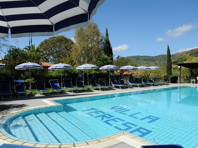 Photo for Studio 3/5 people in Residence with swimming pool, park and private parking