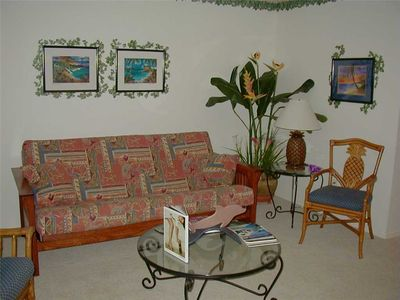 Photo for Large one bedroom Garden view at the Maui Kamaole in South Kihei. M-104