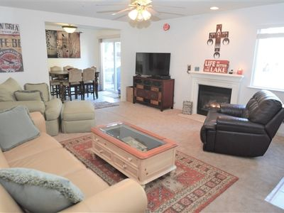 Photo for Charming 2 bedroom condo located in Slide Creek Gated Community at Bass Lake
