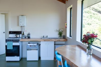 Windyflax self-contained kitchen