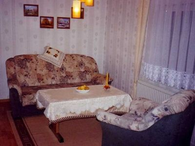 Photo for Apartment small 4 HH (55sqm) - Angler Paradise Reimershagener See