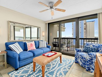 Photo for Great 3 Bedroom condo with indoor and outdoor pools!