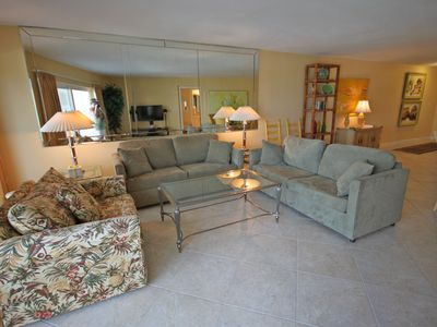 Photo for 1BR / 1BA - Beautiful views of the Gulf and pool