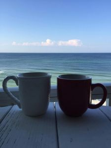 Photo for Gorgeous Gulf Front Condo - 2 Balconies Overlook Gulf - Great For Families