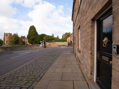 Photo for 2 Percy Cottages, minutes walk from Alnwick Castle