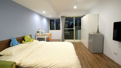 Photo for 1BR Apartment Vacation Rental in Taichung, Taichung City