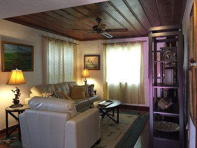 Photo for Beach Villa Cottage Apartment- Free WiFi, Free Parking, Grill, Steps to beach