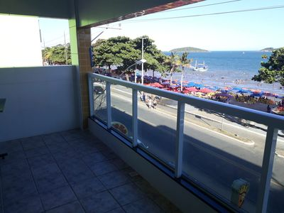 Photo for Apartment in front of the sea, Piuma -ES